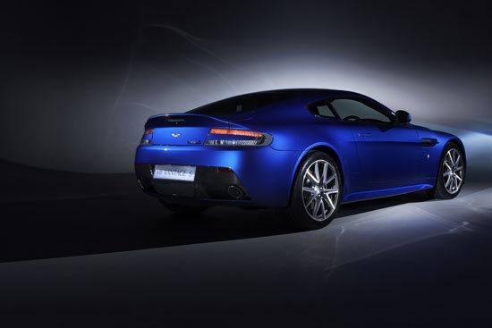 Aston Martin_Vantage_V8 S Coupe