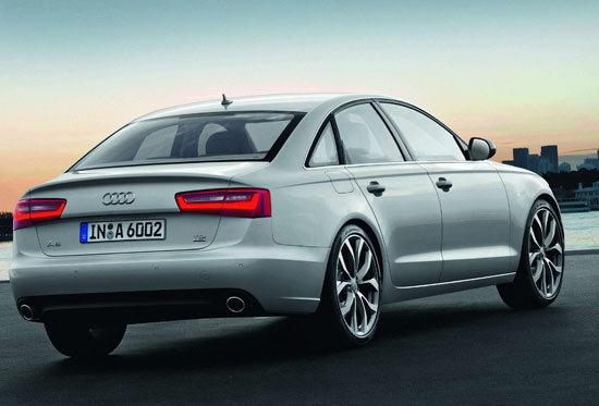 Audi_A6 Sedan_3.0 TDI quattro