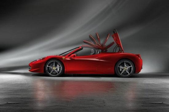 Ferrari_458 Spider_V8