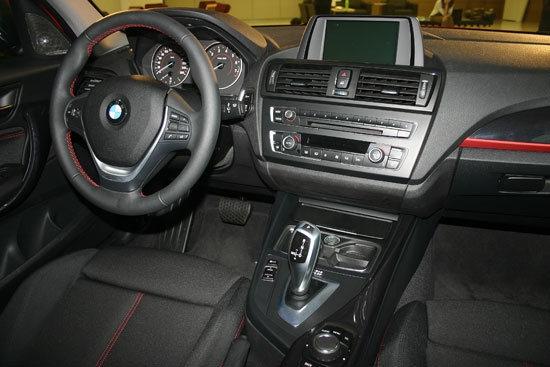 BMW_1-Series_116i Sport Line