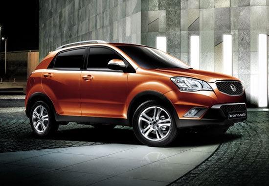 Ssangyong_Korando_e-XDi 200 2WD豪華版