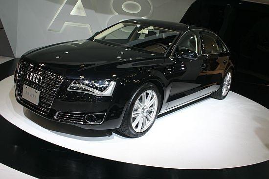 Audi_A8_L 6.3 FSI quattro尊爵版