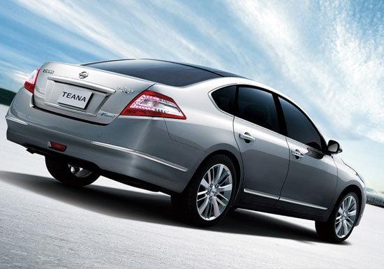 Nissan_Teana_2.0 TA領航版