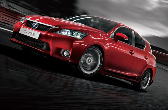 Lexus_CT_200h F-Sport頂級版