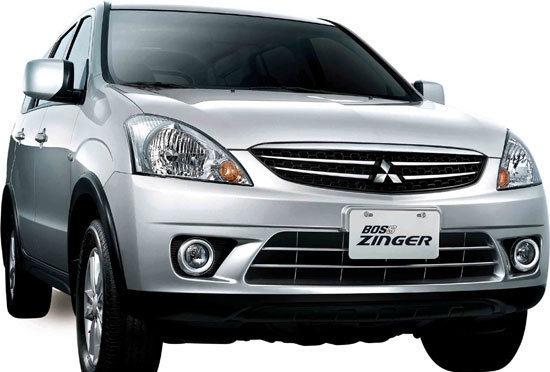 Mitsubishi_Boss Zinger_2.4豪華型