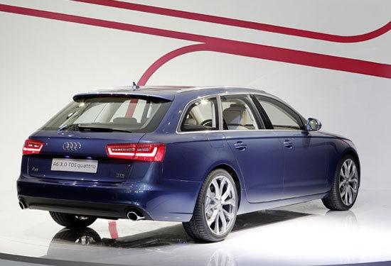 Audi_A6 Avant_3.0 TDI quattro
