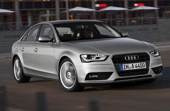 Audi_A4 Sedan_2.0 TDI