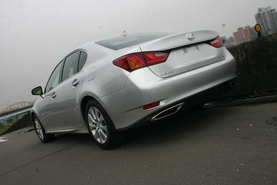 Lexus_GS_250豪華版