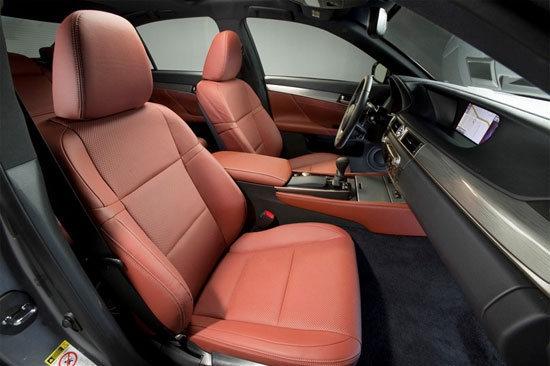 Lexus_GS_350 F Sport版