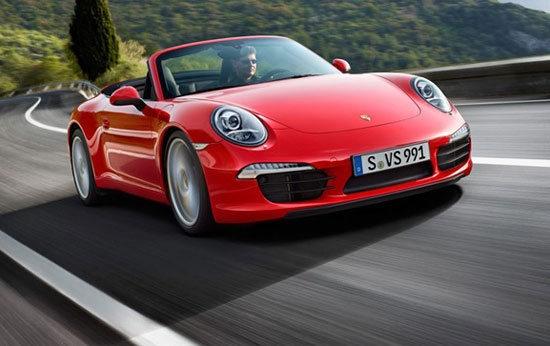 Porsche_911 Carrera_Cabriolet