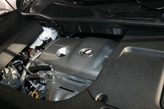 Lexus_RX_270豪華版