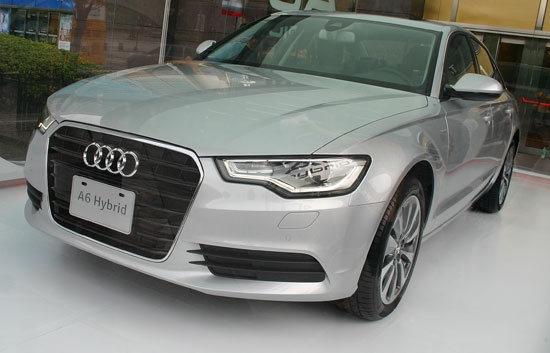 Audi_A6 Sedan_Hybrid
