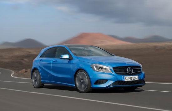 M-Benz_A-Class_A180 Style BlueEFFICIENCY