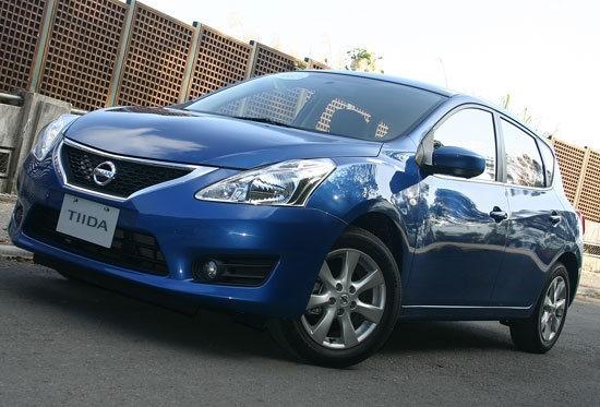 Nissan_Tiida 5D_1.6 SL規旗艦版