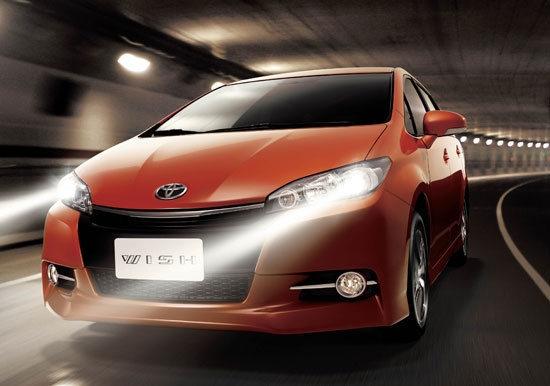 Toyota_Wish_2.0尊爵