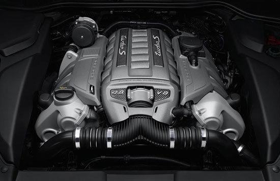 Porsche_Cayenne_Turbo S Tiptronic