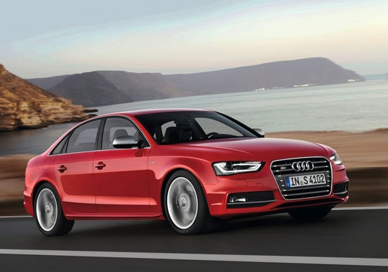 Audi_A4 Sedan_S4