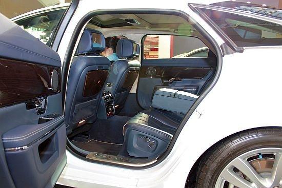 Jaguar_XJ_L V6 S/C Platinum