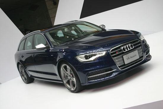 Audi_A6 Avant_S6 4.0 TFSI quattro