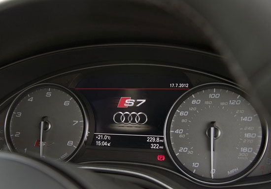 Audi_A7 Sportback_S7 4.0 TFSI quattro