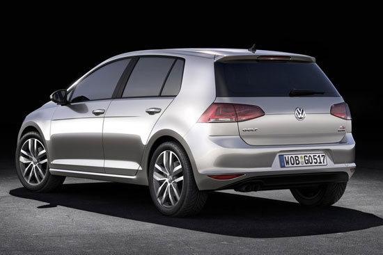 Volkswagen_Golf(NEW)_1.2 TSI Trend Line