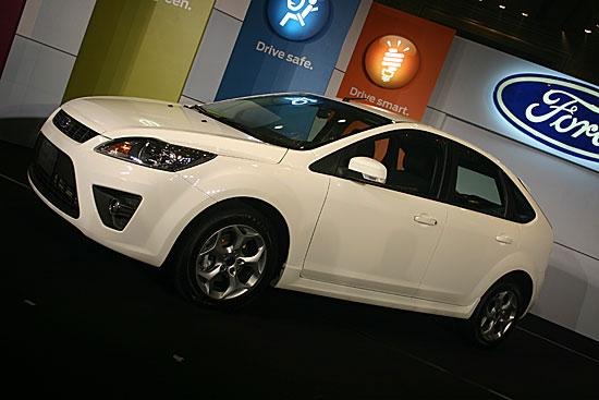 Ford_Focus_Sports 2.0五門運動旗艦款