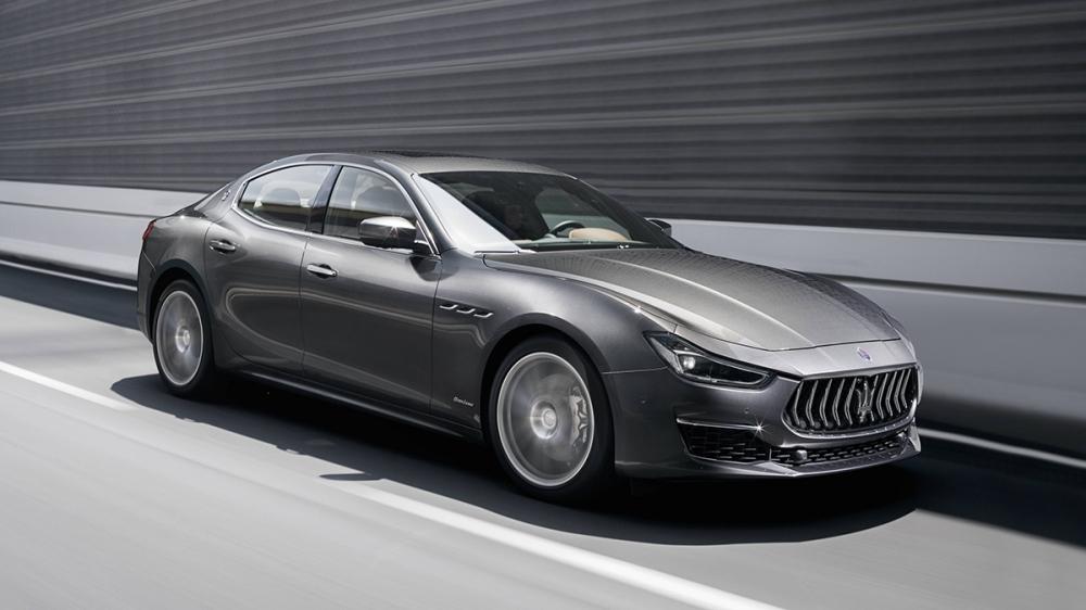 2019 Maserati Ghibli Elite