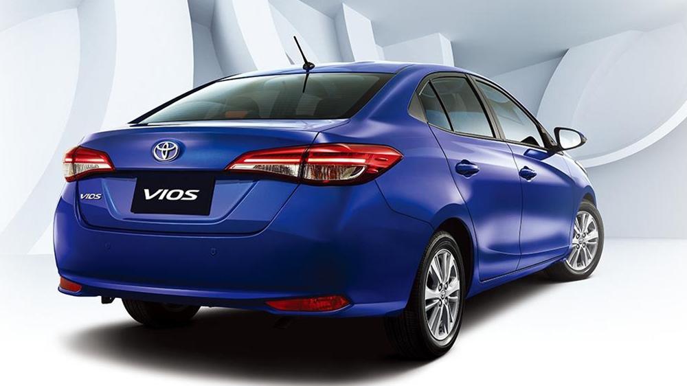 2019 Toyota Vios 1.5豪華
