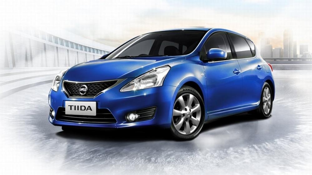 Nissan_Tiida 5D_豪華影音版