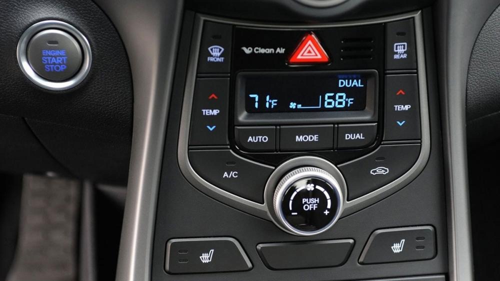 Hyundai_Elantra EX_豪華型