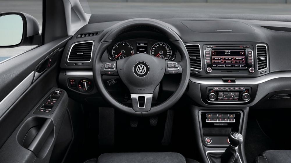 Volkswagen_Sharan_2.0 TDI BMT Highline