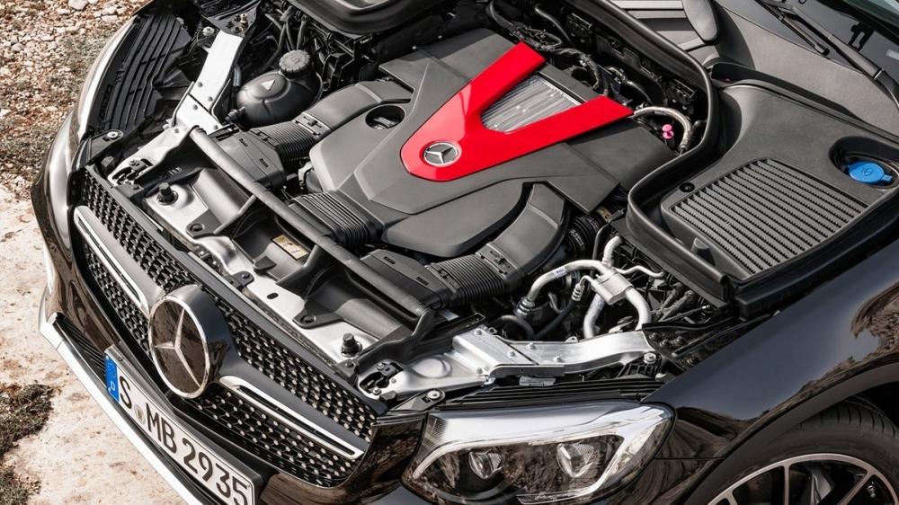 2019 M-Benz GLC-Class AMG GLC43 4MATIC