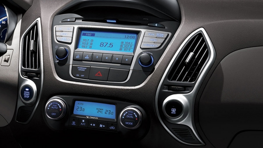 Hyundai_ix35_柴油2.0尊貴