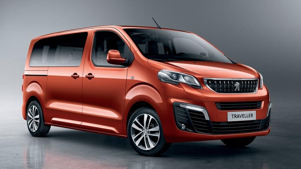 2019 Peugeot Traveller 旗艦版+(5米3)