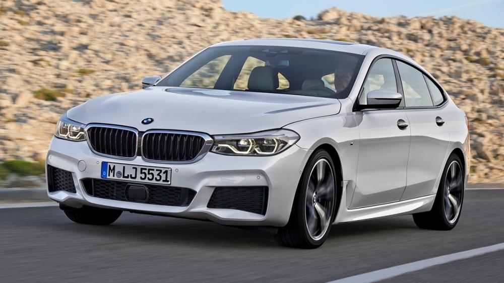 2019 BMW 6-Series Gran Turismo 640i M Sport