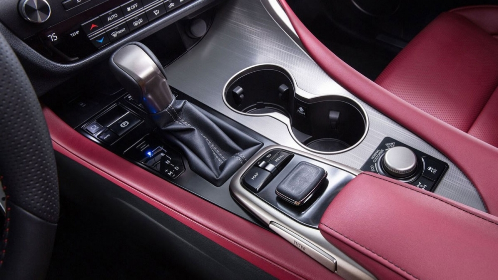 Lexus_RX_350 F Sport