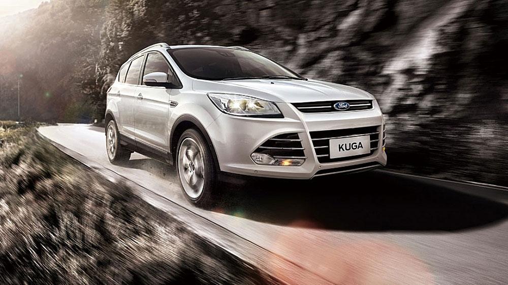 Ford_Kuga_2.0柴油時尚經典型