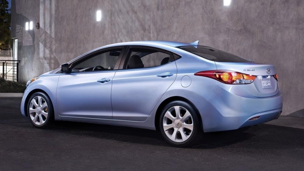 Hyundai_Elantra_1.8 GLS旗艦型
