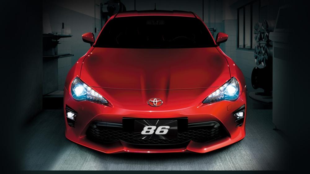 Toyota_86_2.0 MT