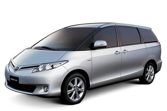 Toyota_Previa_3.5旗艦版