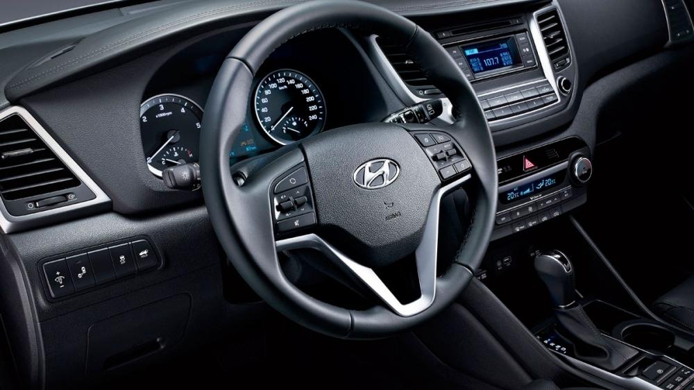 Hyundai_Tucson_汽油時尚