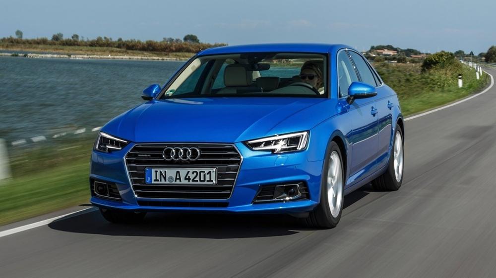 Audi_A4 Sedan_40 TFSI Sport