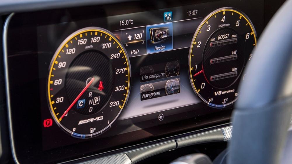 M-Benz_E-Class Sedan_AMG E63 4MATIC+