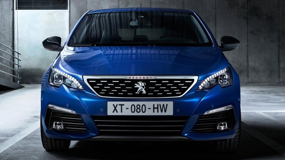2018 Peugeot 308 1.2 PureTech Active+