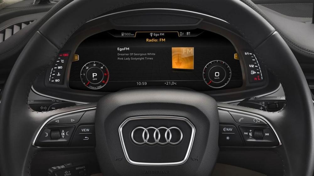 Audi_Q7_45 TDI quattro五人座