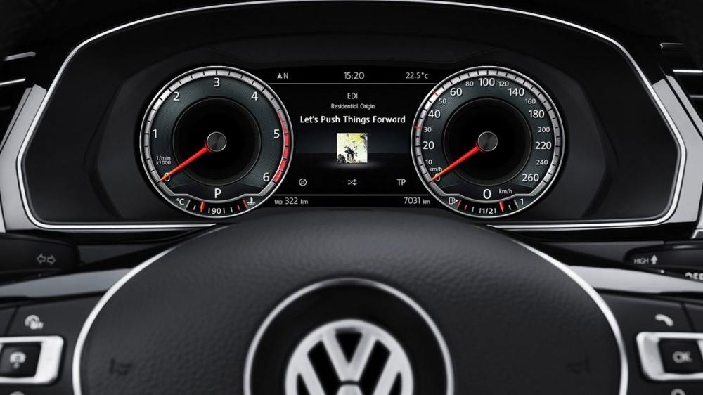 Volkswagen_Passat Sedan_280 TSI CL