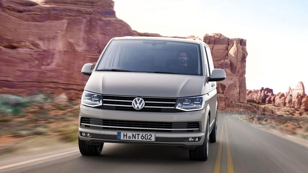 Volkswagen_Caravelle_2.0 TDI 150kW 4WD