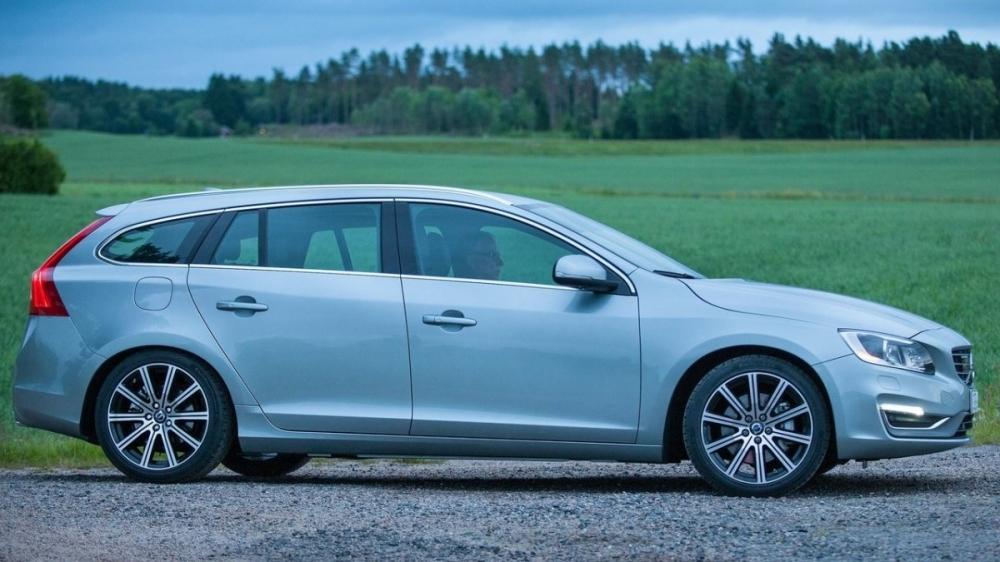 Volvo_V60_D3安全旗艦版