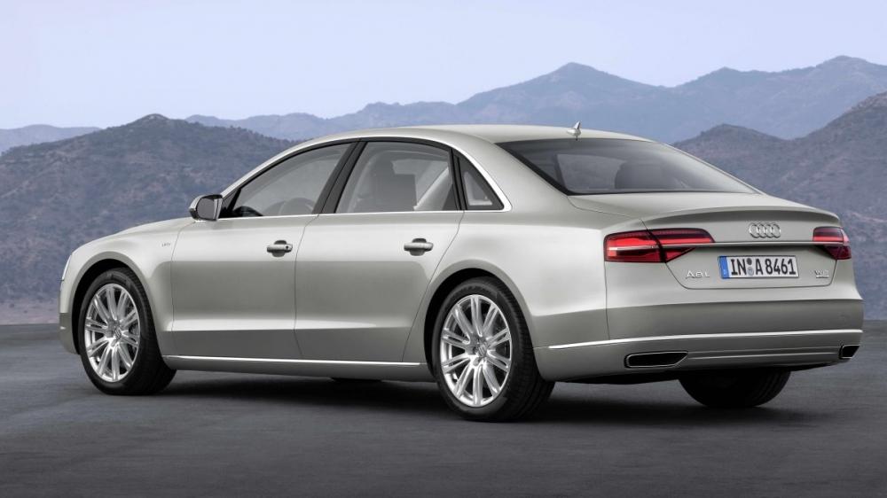 Audi_A8(NEW)_L 60 TFSI quattro