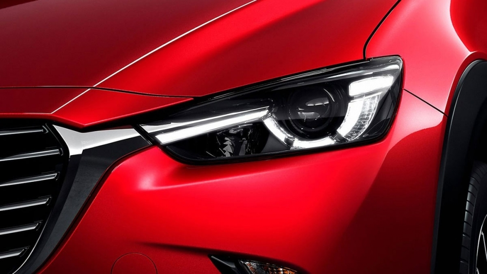 Mazda_CX-3_2.0 SKYACTIVE-G頂級型